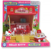 Hello Kitty Cake shop - kavárna