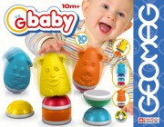 Geobaby Roly Poly Medium Geomag