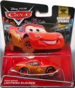 CARS 2 (Auta 2) - Road Repair Lightning McQueen (Blesk)