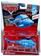 CARS (Auta) - Dinoco Helicopter Deluxe