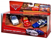 CARS 2 (Auta 2) - To Protect and Serve - 3pack