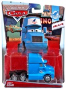 CARS (Auta) Deluxe - Gray King SEMI (Oversized)