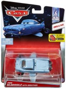 CARS 2 Deluxe (Auta 2) - Finn McMissile with Breather