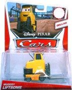 CARS 2 (Auta 2) Deluxe - Muggsy Liftsome