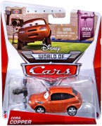 CARS 2 (Auta 2) - Cora Copper
