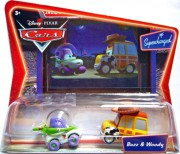 CARS (Auta) - Buzz  +  Woody - SUPERCHARGED