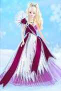 BARBIE Holiday by Bob Mackie