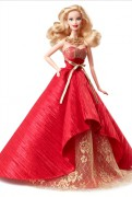 BARBIE Holiday 2014