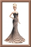 BARBIE Zuhair Murad - Gold Label
