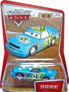 CARS (Auta) - Spare O Mint No. 93 - The World of Cars