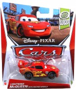 CARS 2 (Auta 2) - Lightning McQueen with Racing Wheels (Blesk)