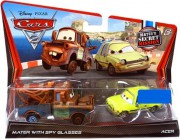 CARS 2 (Auta 2) - Mater with Spy Glasses  +  Acer
