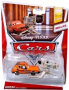 CARS 2 (Auta 2) Deluxe - Grem with Camera