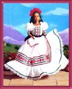 BARBIE Fantástica Mexico (1992)