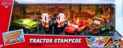 CARS (Auta) - 5pack Tractor Stampede