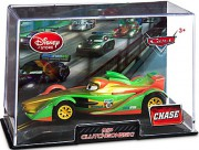 CARS 2 (Auta 2) - Rip Clutchgoneski Metallic Chase Collector Edition