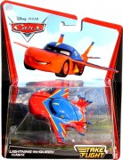 CARS 2 (Auta 2) - Lightning McQueen Hawk (Take Flight)