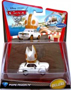 CARS 2 Deluxe (Auta 2) - Pope Pinion IV