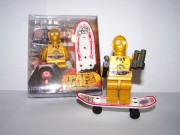 Figurka Space Wars C-3PO