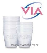 Avent Via pohrky240ml