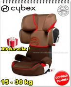 Cybex Solution X2-Fix 2016  +  DÁREK