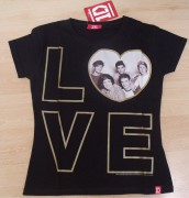 Tričko 1D One direction LOVE
