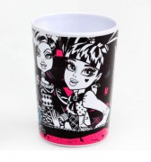 PVC sklenička Monster High