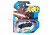 Hot Wheels autíčka Star Wars