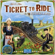 Ticket to Ride - Holandsko