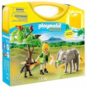 Playmobil 5628 Přenosný box SAFARI
