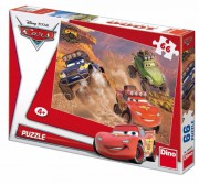 Puzzle Cars WD Cars 66D