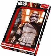 Puzzle Star Wars 500 dílků Captain PHASMA