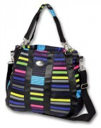 d3c981be4b6 Studentská taška Shopper multicolor