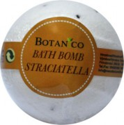 Bath bombs 50 g straciatella