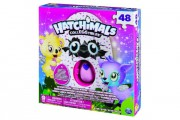 Hatchimals puzzle 48 ks s exclusive zvířátkem (Spin Master Pengualas)