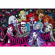 PODLOŽKA NA STŮL,  LAVICI MONSTER HIGH