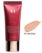 Missha BB Perfect Cover odstín 21 Light Beige