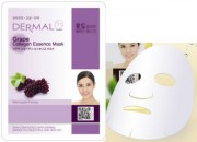 Dermal Grape Collagen Essence Mask - esenční kolagenová maska z hroznů