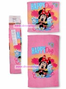 SETINO Ručník set 2 pack MINNIE 30x50 a 30x30
