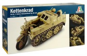 Model Kit military 7404 - HK 101 KETTENKRAD (Italeri 1:9)