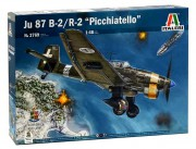 Model Kit letadlo 2769 - JU 87 B-2/R-2 PICCHIATELLO (Italeri 1:48)
