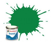 AA0028  - 2 Emerald Gloss - 14ml Enamel Paint