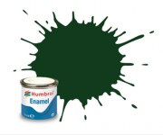 AA0031  - 3 Brunswick Green Gloss - 14ml Enamel Paint