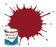 AA0223  - 20 Crimson Gloss - 14ml Enamel Paint