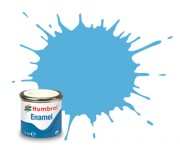 AA0518 - 47 Sea Blue Gloss - 14ml Enamel Paint