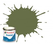 AA0881  - 80 Grass Green Matt - 14ml Enamel Paint