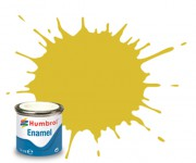 AA0895  - 81 Pale Yellow Matt - 14ml Enamel Paint