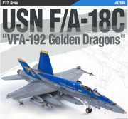 F/A-18C VFA-192 Golden Dragon (Academy 1:72)