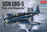 SBD-5 Battle of the Philippine Sea (Academy 1:48)