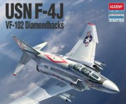 F-4J VF-102 Diamond backs (Academy 1:48)